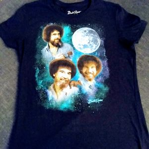 Bob Rossi Tee from Hot Topic. Juniors/Women